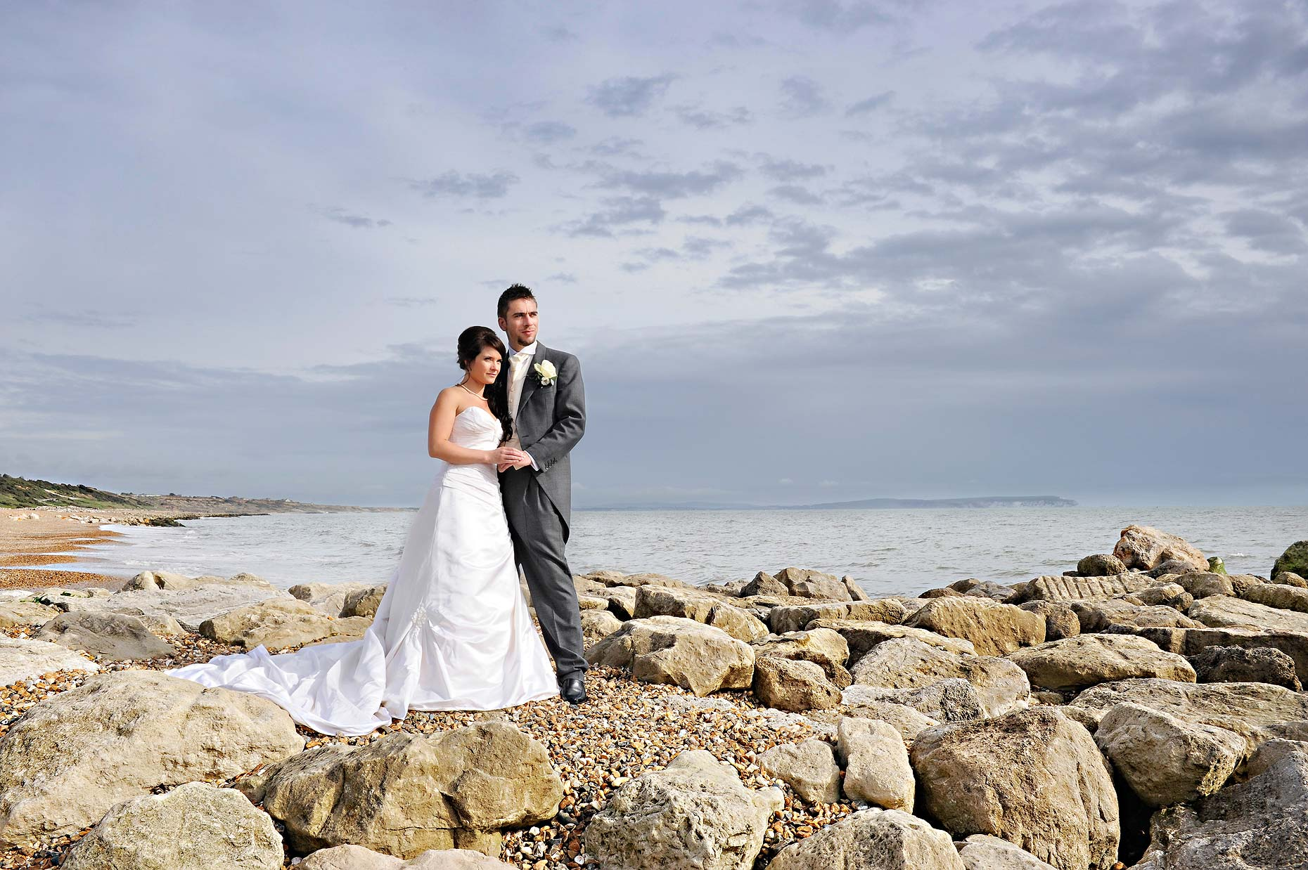 0019-Beach-Portraits-Highcliffe-Castle-Wedding-Dorset.jpg