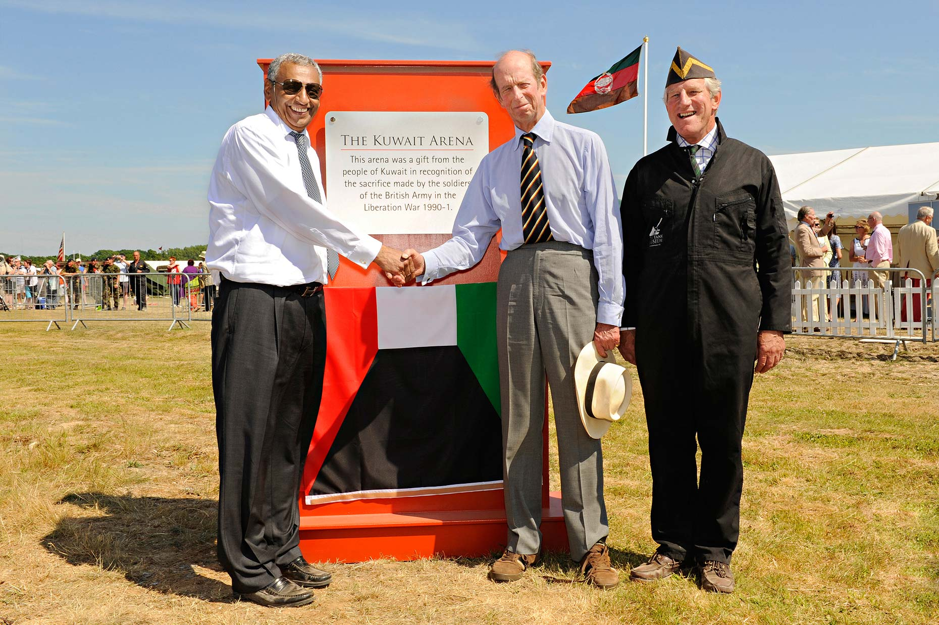 0952 The-Kuwait-Arena-Bovington-Tank-Museum-The-Duke-of-Kent-PR-and-Corporate.jpg